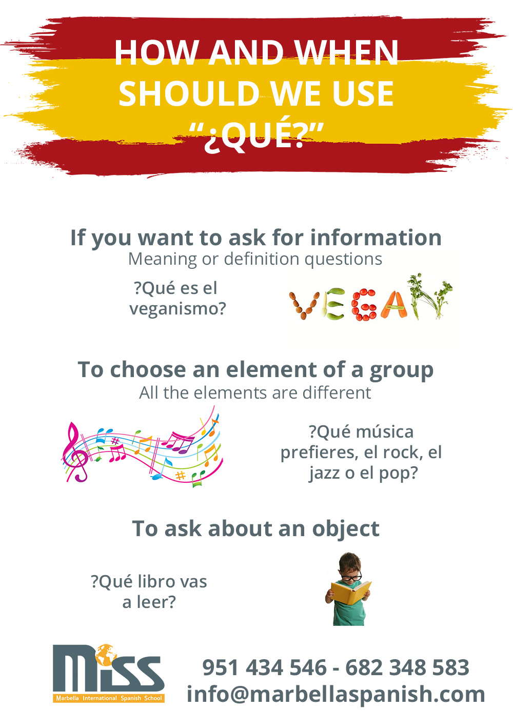 Ventajas de aprender español
