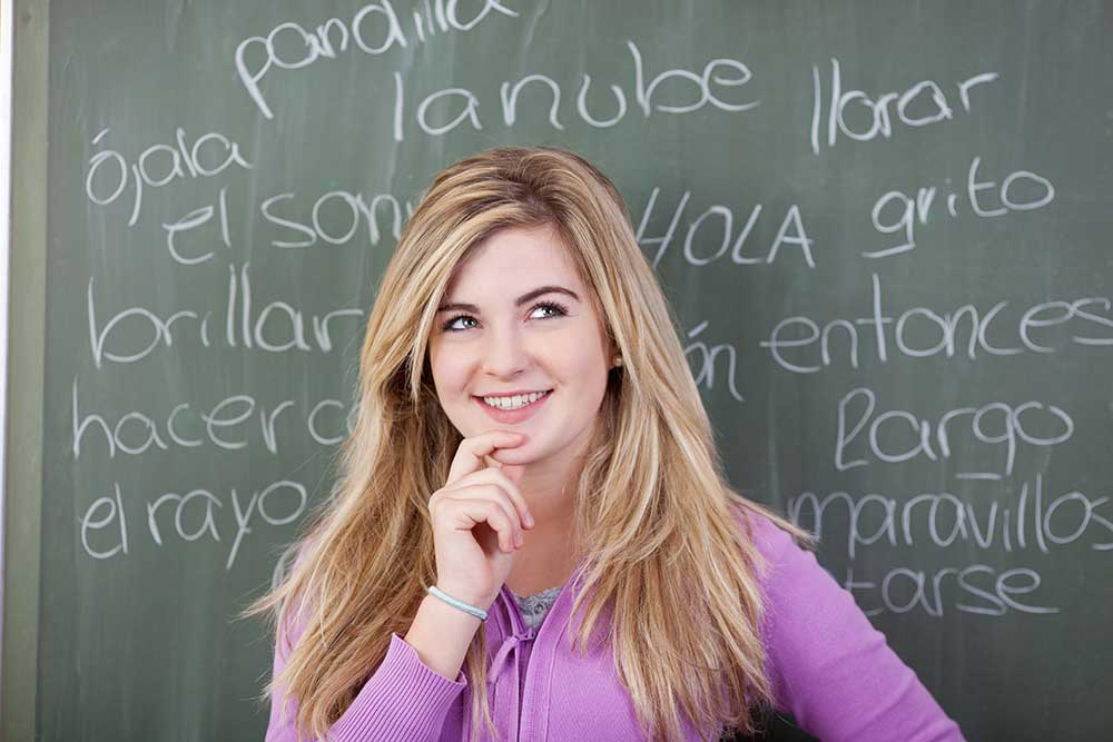fluent in spanish. learn spanish in marbella International language school